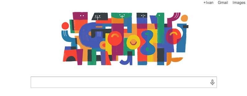 Google conmemora el 122º aniversario del artista Carlos Mérida - Doodle-carlos-merida