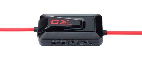 Auriculares Zabius de la serie GX Gaming de Genius ya están disponibles en Latinoamérica - HS-G850-XBOX-V