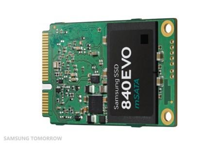 Samsung se adelanta y presenta el primer SSD mSATA de 1TB
