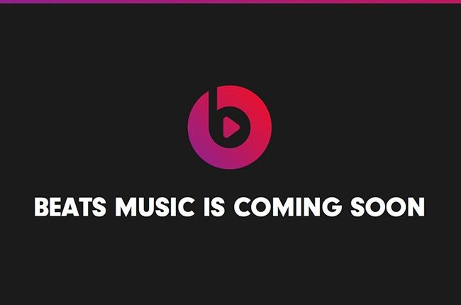 Beats Music, la competencia para Spotify llegará en enero y ya permite reservar tu nombre de usuario - beats-music-coming-soon