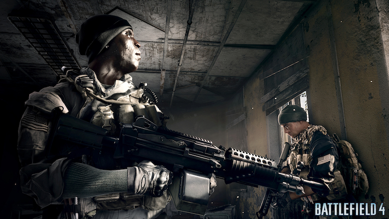 Nuevo comercial de Battlefield 4 se burla de Call of Duty - bf4
