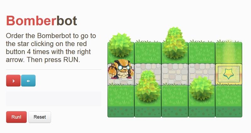 bomberbot programacion Bomberbot, el juego que acerca la programación a los niños