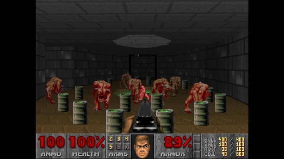 Feliz 20 Aniversario Doom - doom1