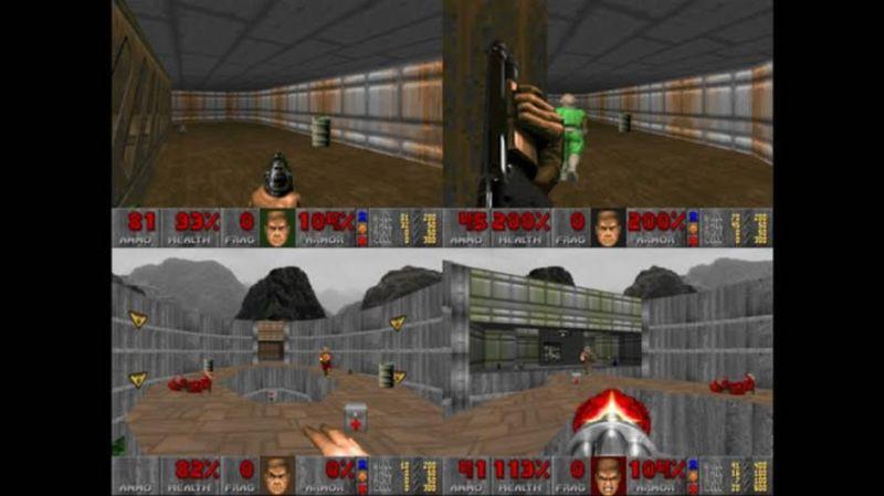 Feliz 20 Aniversario Doom - doom2