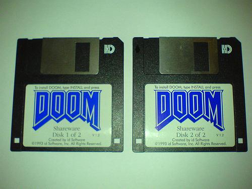 Feliz 20 Aniversario Doom - doom3