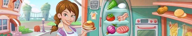 Conoce los mejores juegos en Facebook del 2013 - kitchen-scramble