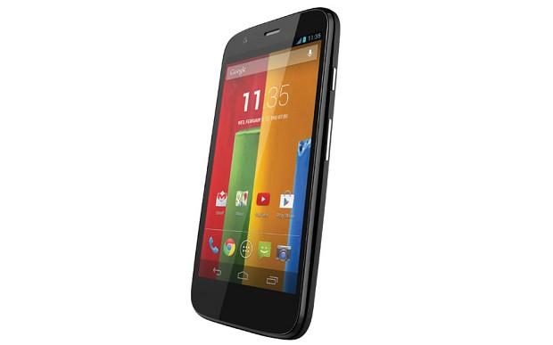 Mejores smartphones de bajo costo que puedes regalar esta Navidad - moto-g