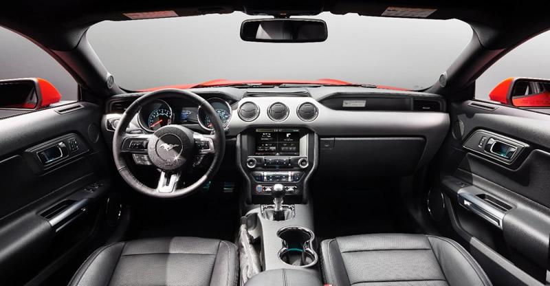 Nuevo Ford Mustang 2015 es lanzado con un nuevo diseño e innovadoras tecnologías - nuevo-ford-mustang-2015