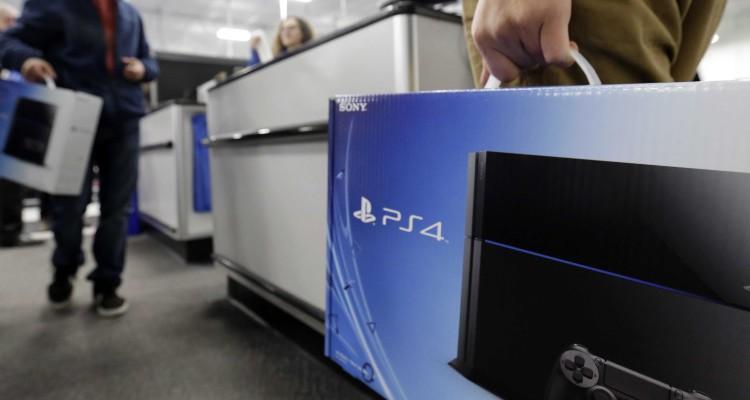 Sony ya vendió mas de 2,1 millones de PlayStation 4 - playstation-4-ventas-