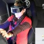 Volkswagen 4DX, un simulador de manejo que reinventa la forma de sentir el manejo de un auto - simulador-manejo-volkswagen-4dx