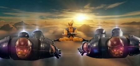 Wolverine: The Epic Split – Video