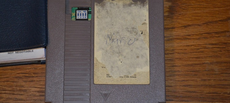 Uno de los cartuchos del Nintendo World Championships es puesto a la venta - 1-copia1