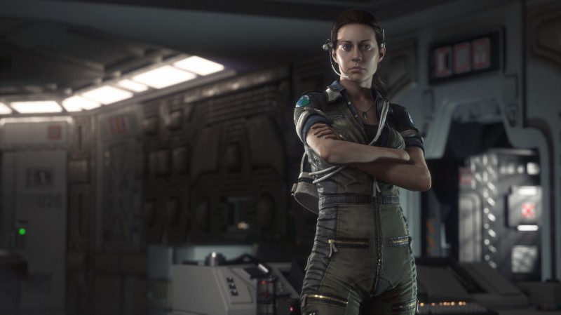 Alien: Isolation - Trailer e imágenes - 131-800x449