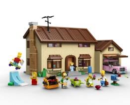 LEGO de los Simpsons presentado oficialmente por LEGO - 24