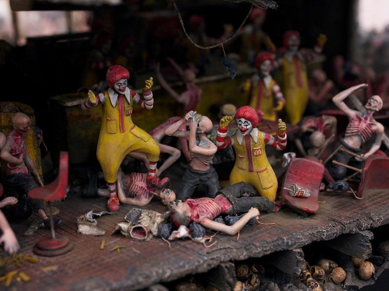 ¿Cómo sería un McDonalds en el Infierno? - Imágenes - 26