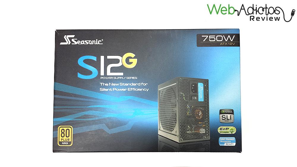 Fuente de poder Seasonic S12G-750 750W [Reseña] - 32