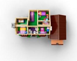 LEGO de los Simpsons presentado oficialmente por LEGO - 44