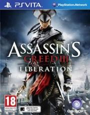 5 juegos para PS Vita que no te puedes perder - Assassins-Creed-Liberation-PS-Vita