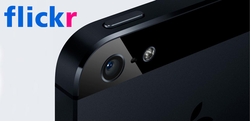 La cámara del iPhone sigue siendo la más popular en Flickr - Camara-del-iphone