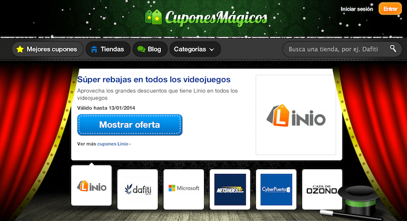 Cupones de descuento para compras en línea llegan a México gracias a Cupones Mágicos - Cupones-magicos-1