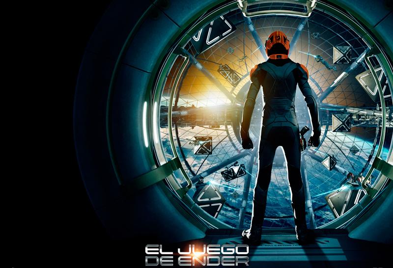 El juego de eneder Estreno de la semana en el cine: El juego de Ender