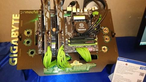 Extreme Overclock organizado por GIGABYTE en el CES 2014 realizado con éxito - Extreme-OverClock-Gigabyte0148