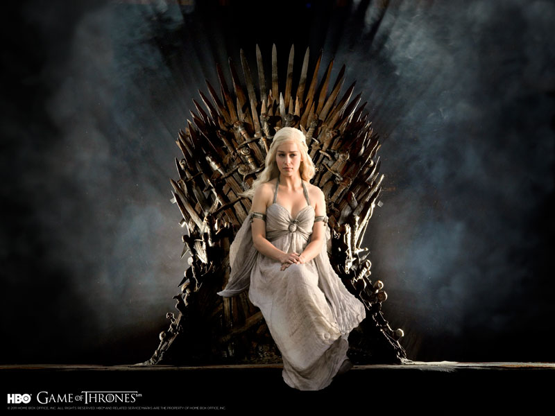 Cuarta temporada de Game of Thrones ya tiene fecha de estreno - Game-of-thrones