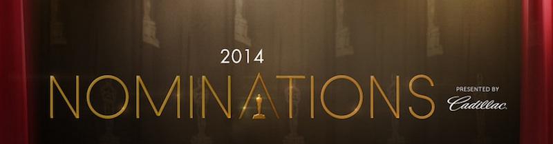 Nominaciones a los oscar 2014 Nominaciones al Oscar 2014 [Lista completa]