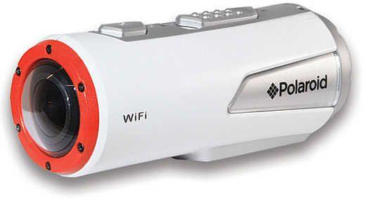 Polaroid XS100i, la nueva cámara para deportes extremos - Polaroid-XS100i