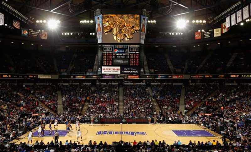 Ya podrás entrar a ver partidos de la NBA pagando con Bitcoins - SacramentoKings-bitcoin