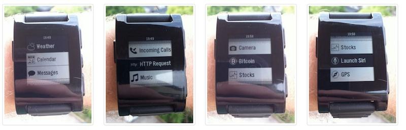 5 apps para hacer más inteligente al Pebble - Smartwatch
