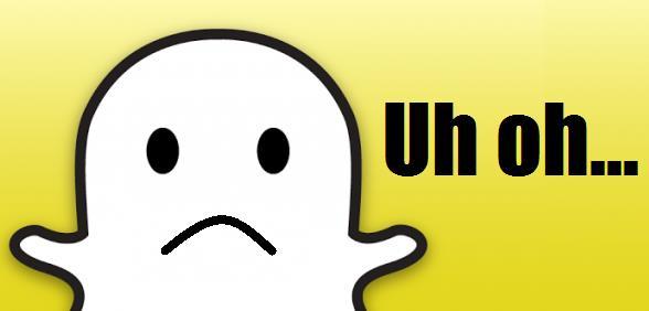 Snapchat 1 Snapchat es hackeado y se filtra la información de más de 4 millones de usuarios
