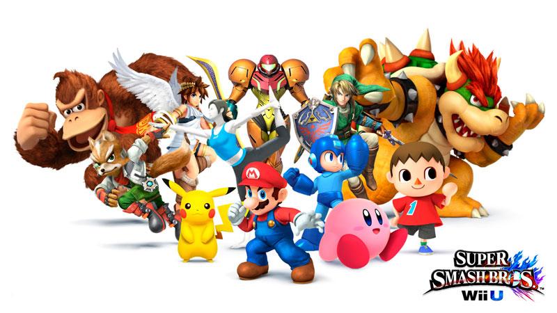 5 videojuegos que podrían salvar a Nintendo y su Wii U en 2014 - Super-Smash-Bros-WiiU