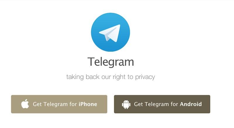 Telegram, la alternativa segura a WhatsApp - Telegram