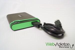 Disco Duro Transcend StoreJet 25M3 USB 3.0 de 1 TB [Reseña] - Transcend-25M3-4