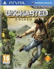 5 juegos para PS Vita que no te puedes perder - Uncharted-Golden-Abyss-Cover