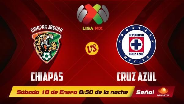 Cruz Azul vs Chiapas en vivo, Liga Bancomer MX Clausura 2014 - chiapas-vs-cruz-azul-en-vivo-2014
