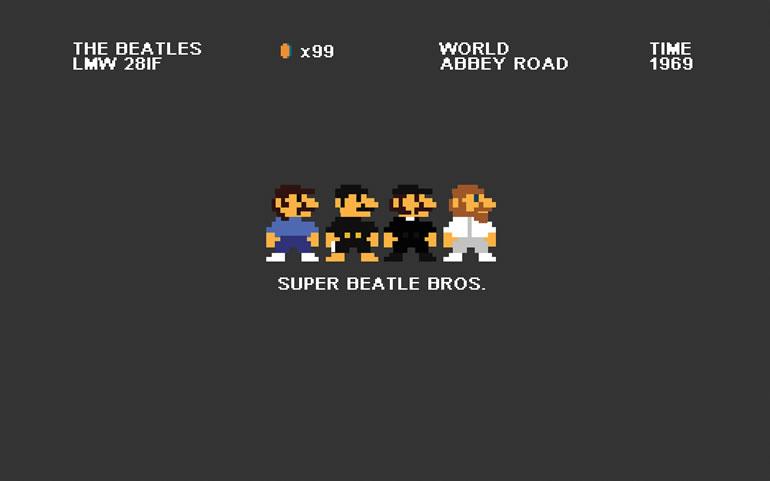 Fondos de pantalla Gamers para descargar gratis - fondos-pantalla-super-beatle-bros