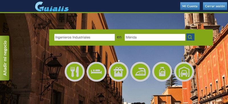 guialis busqueda Guialis, directorio de empresas y servicios profesionales en México