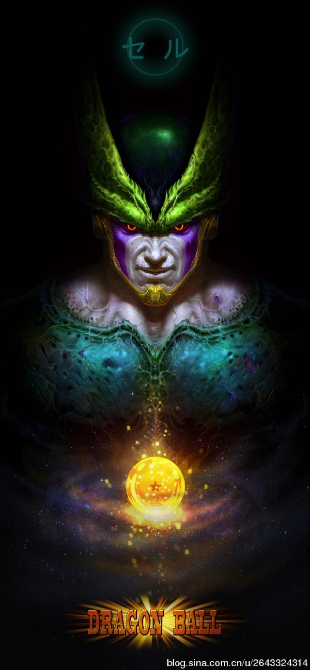 Imágenes de Dragon Ball que les gustarán - imagenes-dragon-ball-cell