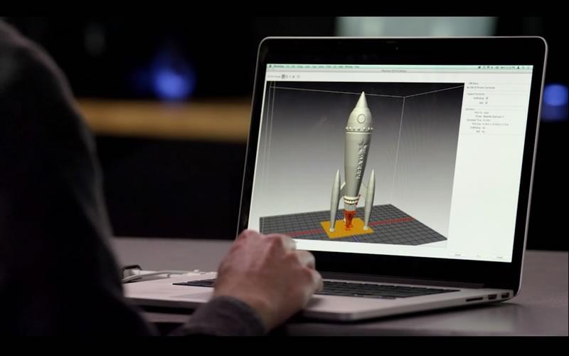 Actualización de Adobe Photoshop CC con capacidades para impresión 3D - impresion-3d-photoshop