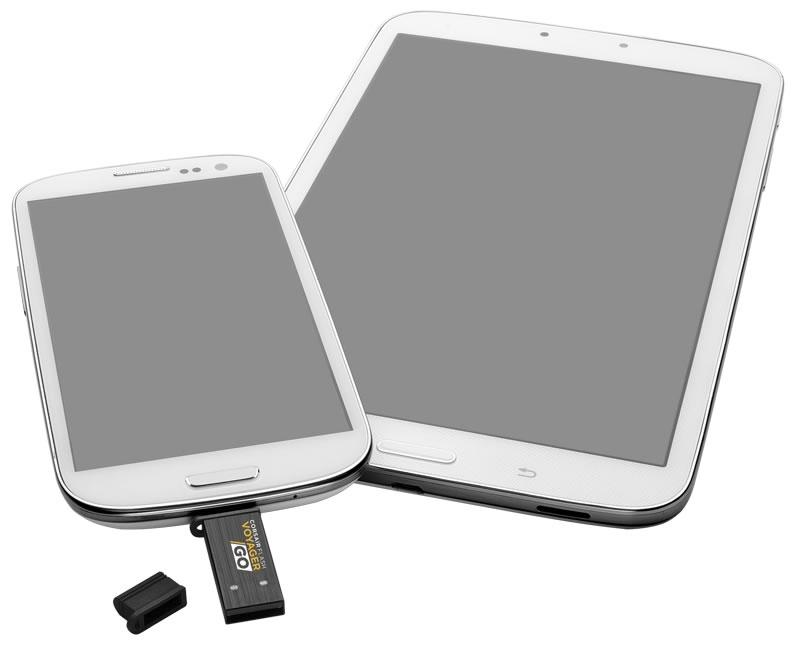 memoria flash usb smartphone Corsair presenta una Flash USB compatible con PCs, Smartphones y tablets Android