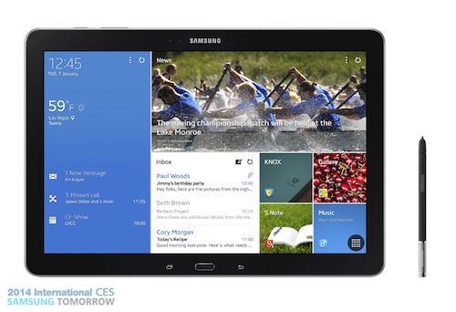 Samsung presenta sus nuevas tablets Galaxy Pro - notepro-11