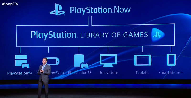 Sony anuncia PlayStation Now, su streaming de juegos corriendo en la nube - playstation-now
