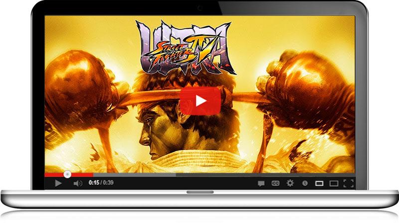 Ultra Street Fighter IV podrá compartir partidas a través de Youtube - ultra-street-fighter-4-youtube