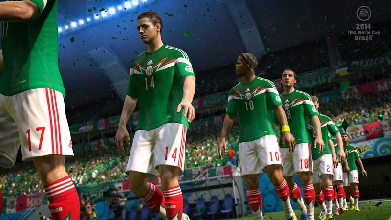 FIFA 2014 World Cup Brazil llegará próximamente a Xbox 360 y PS3 - FIFAWorldCup2014