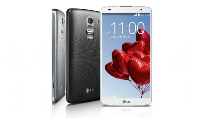 LG G Pro 2 es presentado y posee capacidad de grabación de video en 4K - Lg-G-Pro-2