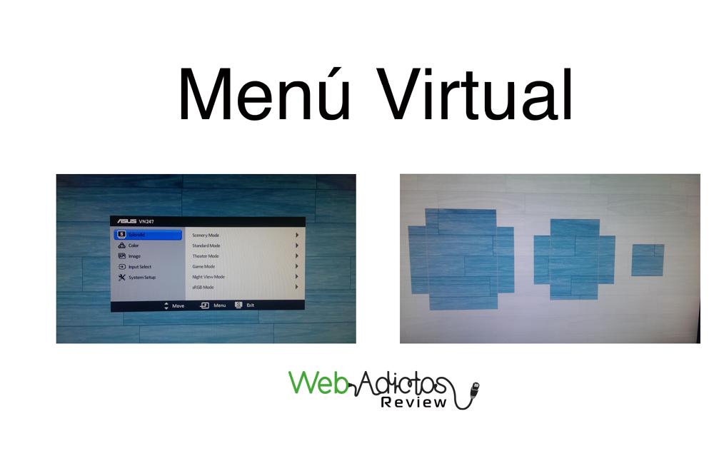 Monitor ASUS VN247H, ideal para las multipantallas [Reseña] - Monitor-ASUS-8