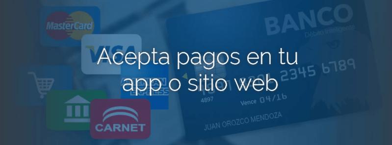 Acepta pagos con tarjeta de crédito y otros medios en tu app o sitio web con Openpay