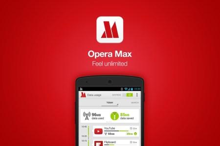 Ahorra tus datos de navegación en Android con Opera Max